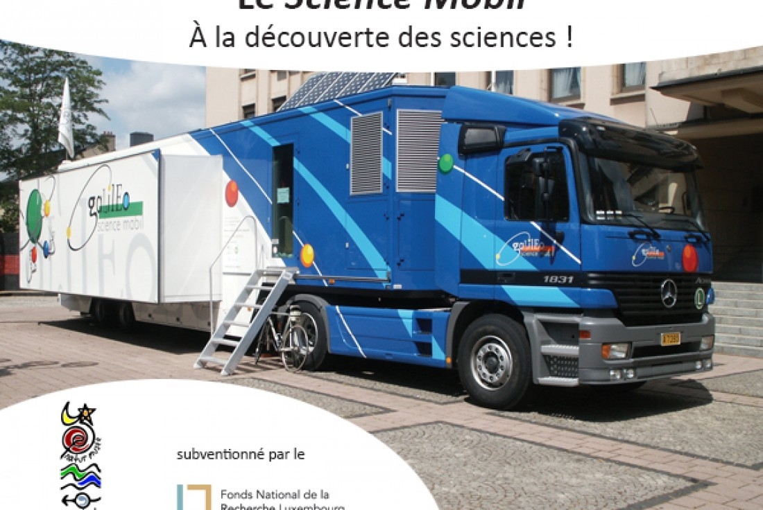 Vignette de la médiation Science Mobil